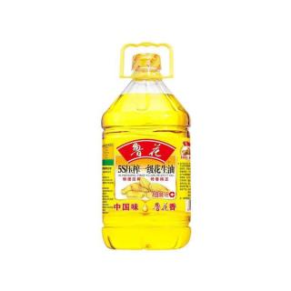 鲁花5S压榨一级花生油
