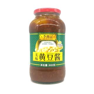 李锦记黄豆酱