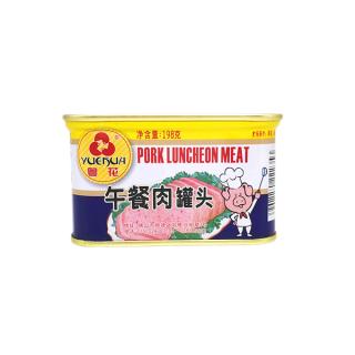 粤花一级午餐肉
