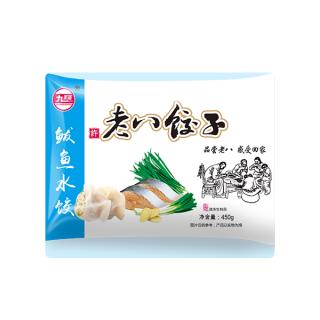 老八鲅鱼水饺