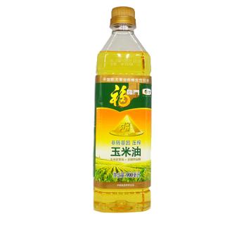 福临门非转基因压榨玉米油